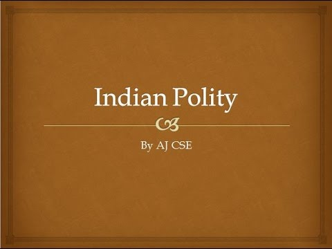 L7IndianPolityWorking
