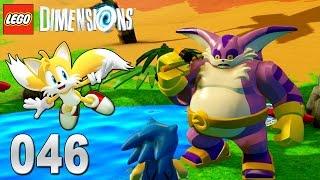 Lego Dimensions #046 Tails Sonic Abenteuerwelt | Let´s Play Lego Dimensions Deutsch