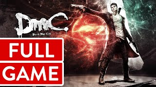 DmC: Devil May Cry [034] PC Longplay/Walkthrough/Playthrough (FULL GAME)