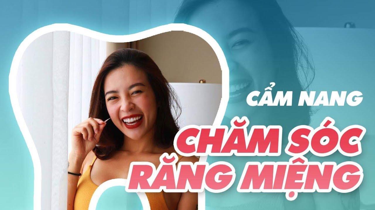 Hãy là người lịch sự | Cẩm nang chăm sóc răng miệng 2019 ♡ Hana Giang Anh