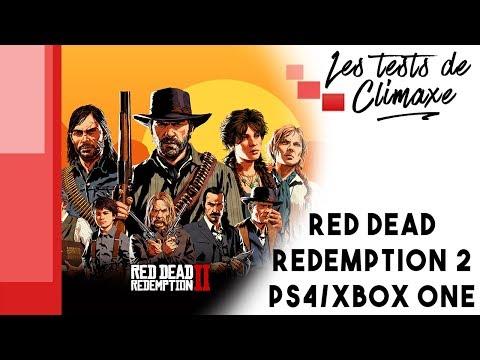 Test du jeu Red Dead Redemption 2 sur PS4 Pro (2018) thumbnail