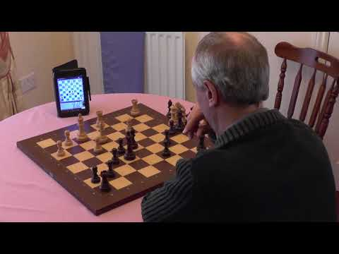 DGT e-Board - Electronic Chess Demonstration. UPDATE FEB19. PLEASE READ DESCRIPTION BELOW IN FULL.
