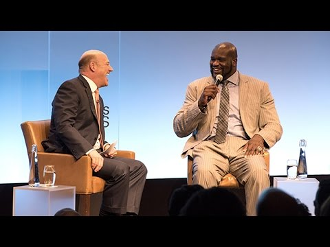 Shaquille O'Neal: Talks at GS Session Highlights