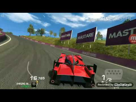 NISSAN GT-R LM NISMO 2015 Gameplay (Real Racing 3)