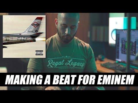 "Making A Beat For Eminem ""Kamikaze"" Album"