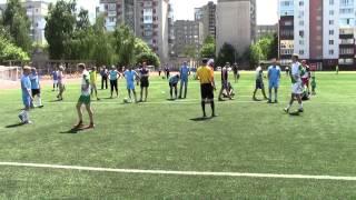 Драка на футбольном поле (ХФЛ Винница)
