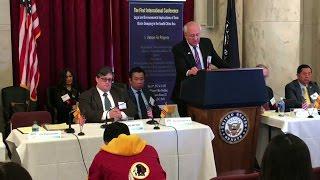 PHÓNG SỰ CỘNG ĐỒNG: Hội thảo quốc tế ở Washington D.C. về thảm họa Formosa