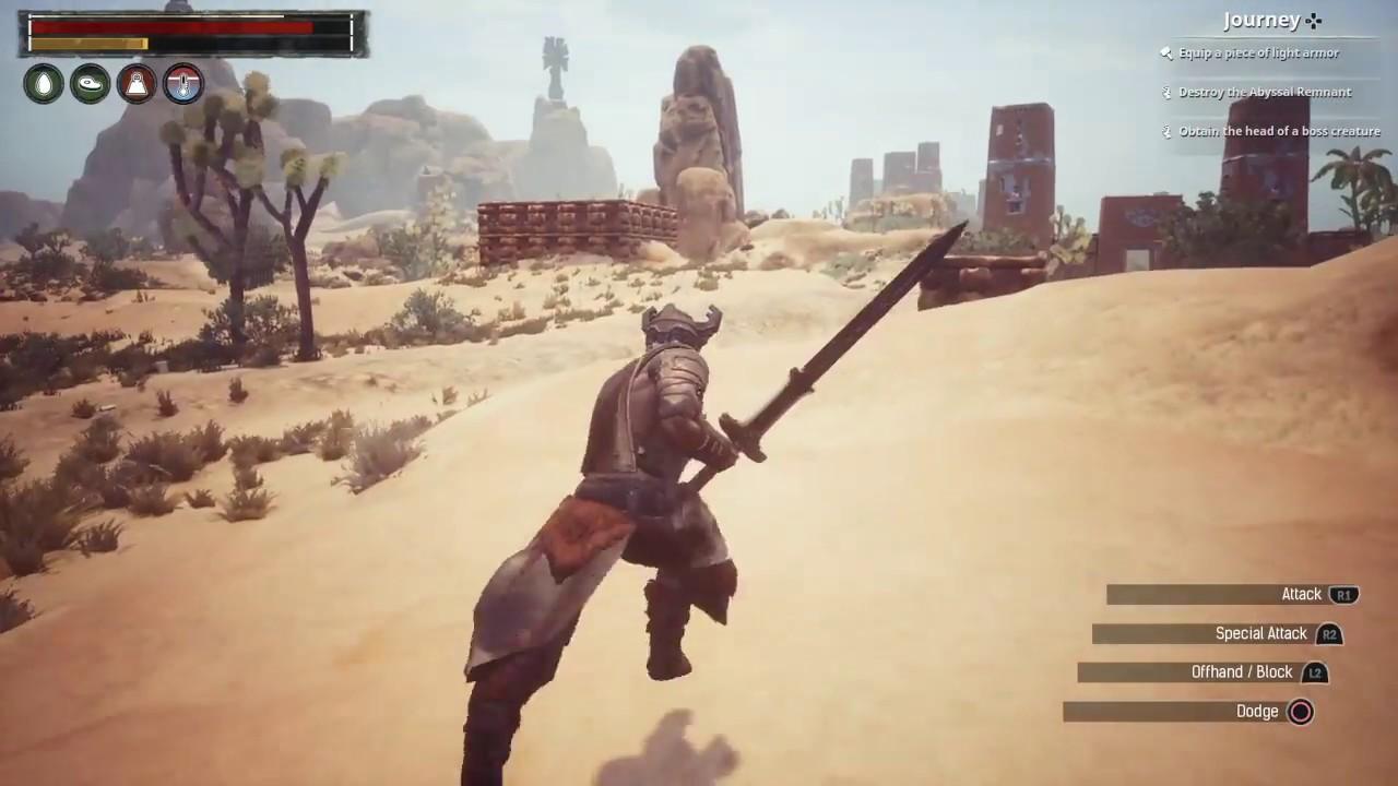 Conan Exiles: Atlantean Sword