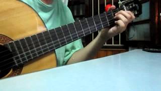 Ngày Xưa Ơi - Tik Tik Tak - Classical Guitar