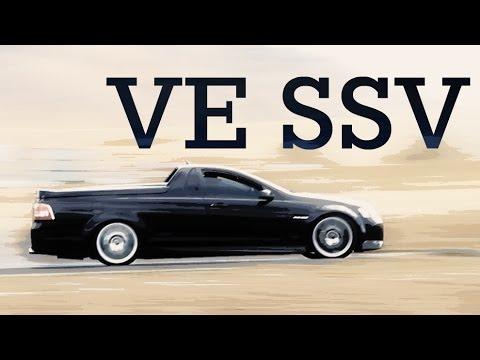 Will Stewart's Holden VE SSV