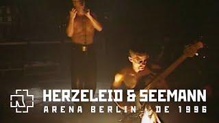 Rammstein - Herzeleid & Seemann (Arena Berlin 1996)