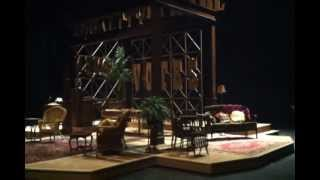 Theatre Magic: Building a Turntable