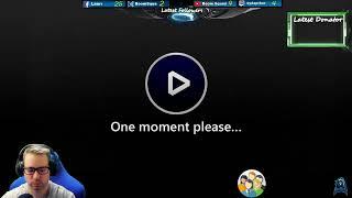 Some Super Smash Bros then Escape to Tarkov after =)