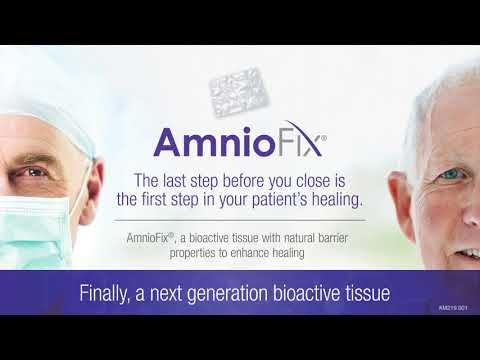 AM219 001 AmnioFix Knee Video