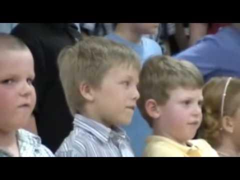 Justin (Fort fairfield Elementary School  Concert/Art Night 2010 Part 2)