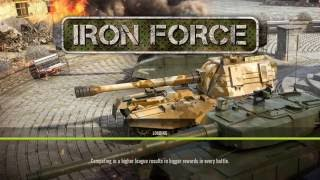 Iron Force Gameplay Perfect Round