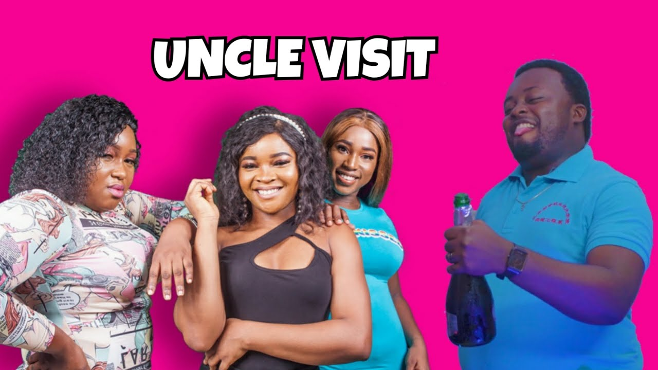 UNCLE VISIT (S3:Ep9) | Housemates of Lagos