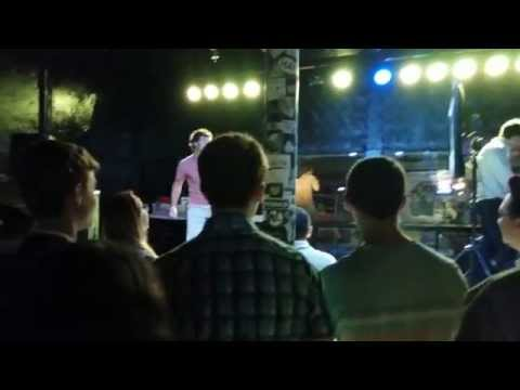 Dancing with Myself by Billy Idol sung at Karaoke Night during Mises University 2015
