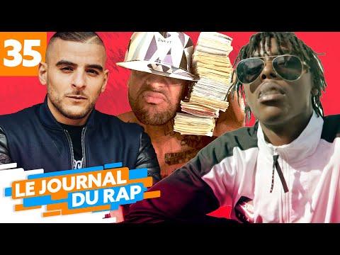 JDR #35 : Booba offre 20 000€, Jul pète le score ! Sofiane arrête le rap ? Kaaris, Koba LaD, SCH...
