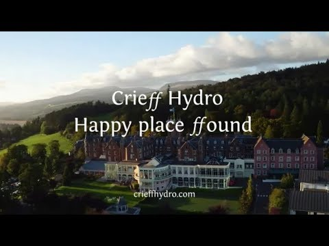 Explore Crieff Hydro Hotel & Resort - Happy Place Found