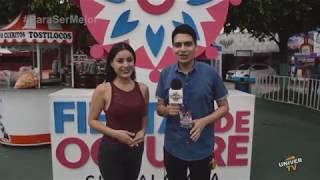 Oscorp en Fiestas de Octubre - Univer Tv Televisa Guadalajara