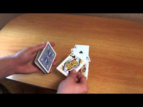 Бесплатное обучение фокусам #32: Фокусы с картами! Фокусы для детей! Фокусы для новичков!