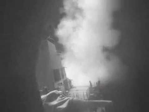USS Nitze (DDG 94) Responds to Missile Threat Off Yemen's Coast