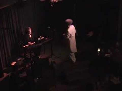 Gaye Adegbalola with Roddy Barnes : Neo-Classic Blues