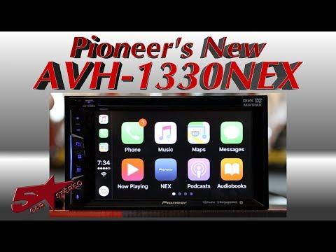 Pioneers New AVH 1330NEX 6 2