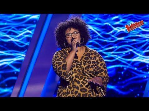 Annamária d´Almeida - Gnarls Barkley : Crazy  The Voice Česko Slovensko 2019