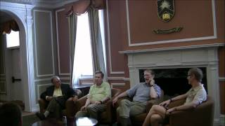 Baylor Department of Philosophy discussion with Alvin Plantinga Thumbnail
