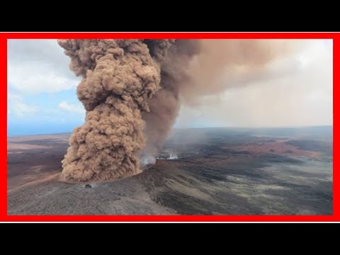 Breaking News   Why Hawaii's eruption matters for volcanic Auckland