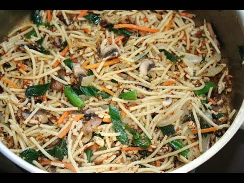 Sri lankan style spaghetti with chicken youtube sri lankan style spaghetti with chicken forumfinder