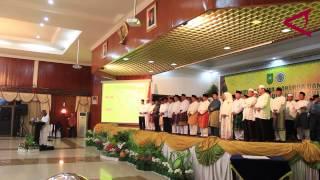 Pelantikan Pengurus MUI Provinsi Riau di Pekanbaru