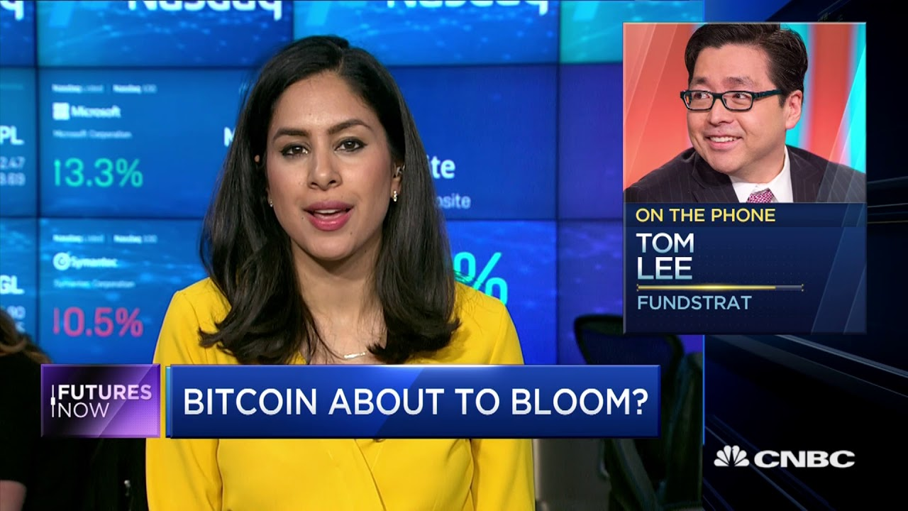 Bitcoin bull Tom Lee says new crypto highs likely by 2020
