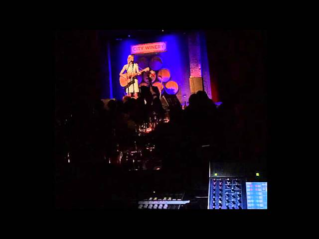 "LINDA DRAPER LIVE AT CITY WINERY - ""TAKE IT FROM ME"""