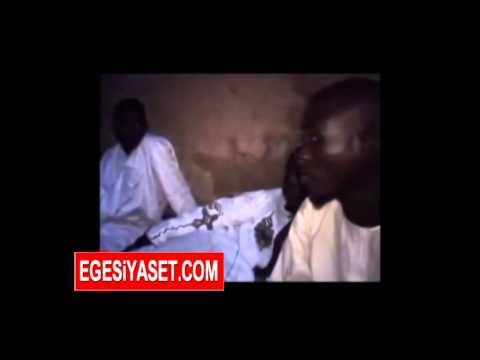 İlk defa beyaz Müslüman gören Nijeryalı - Duygu dolu anlar