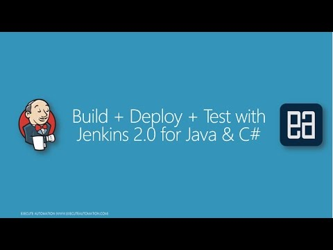 Part 9 - Creating Pipeline project for build+test+report using Jenkins and  cucumber report (Part B)