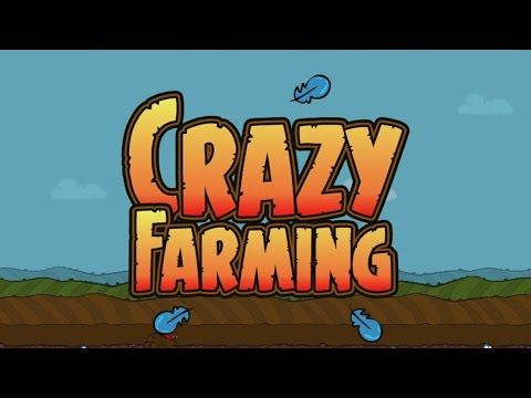Crazy Farming (by Ezone.com) - iOS / Android - HD Gameplay Trailer