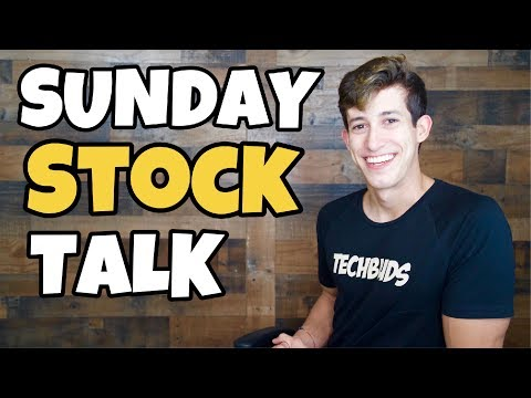 Top 10 Stocks For April 2019 | Sunday Stock Talk