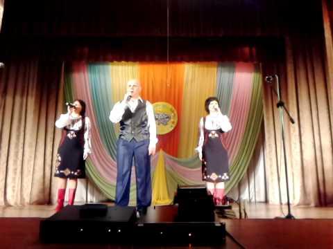 Пісня Моя Україно (Я зійду колоском на землі...)