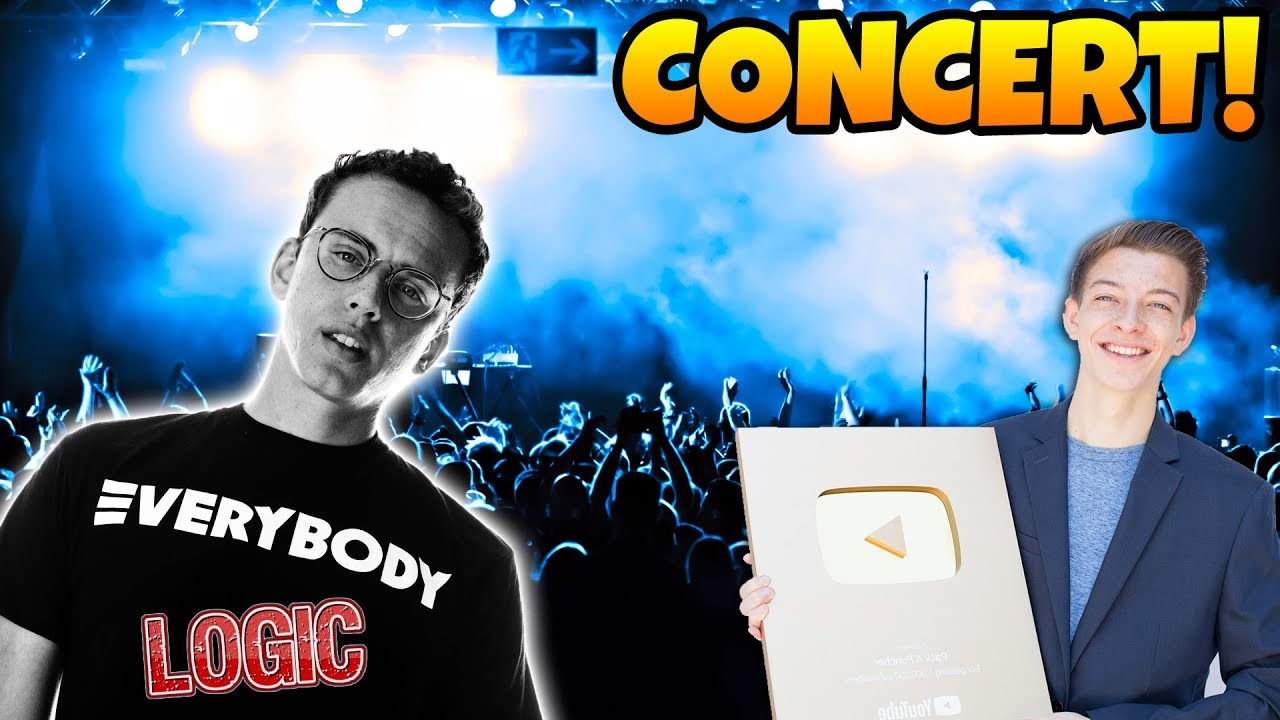 best-concert-of-my-life-logic-nf-magic-tricks-1-mil-play-button-more-in-real-life-vlog
