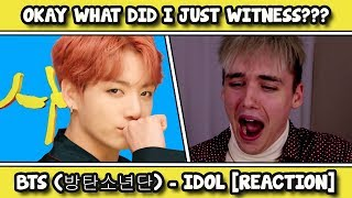 Baixar BTS (방탄소년단) 'IDOL' Official MV REACTION [I'M SO DONE]