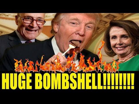game-over!!-chuck-&-nancy-in-hot-oil-after-they-spew-straight-lies-in-trump's-border-speech