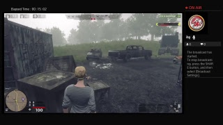 H1Z1 - Friday Night Duo & Squad Matches