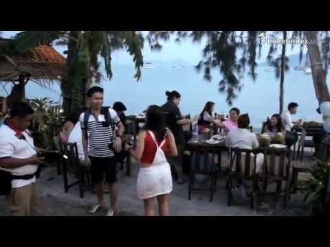 Anda Focus Party on The Beach at Ship Inn Bar & Restaurant, Ao Yon