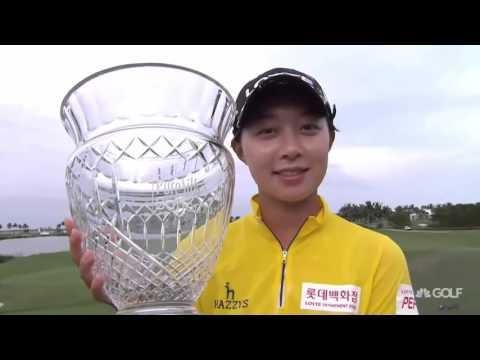 Highlights of 2016 Pure Silk Bahamas LPGA Classic Hyo Joo Kim won the Title
