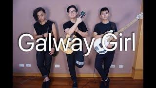 Ed Sheeran 紅髮艾德《Galway Girl》Martyn Lei雷御廷 X J.A.M. cover (Taiwan)