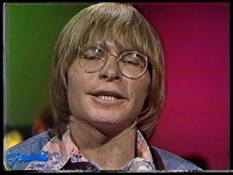 John Denver on Good Night America 1974