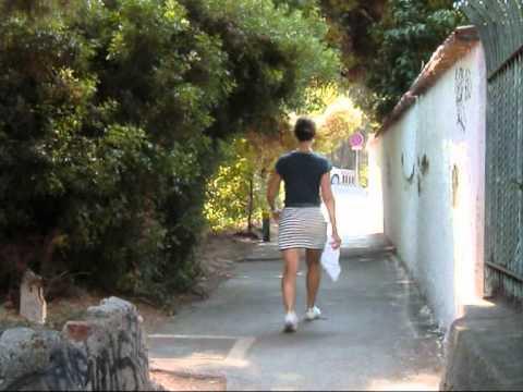 Walk from Villefranche sur Mer